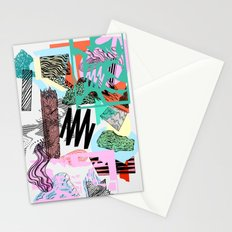 Defrag. Stationery Cards