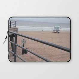 The Rails of Sand Laptop Sleeve
