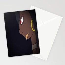 DWTD: Darkness  Stationery Cards