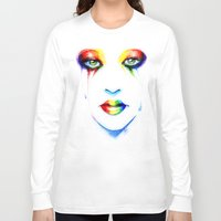 new order Long Sleeve T-shirts featuring New Order by Isaiah K. Stephens