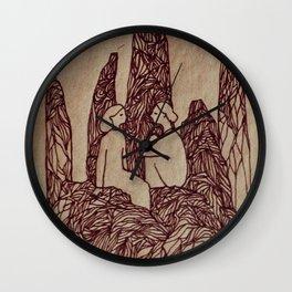 friends Wall Clock