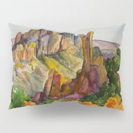 Big Bend National Park Pillow Sham