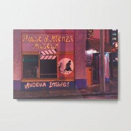Museum - Memphis Photo Print Metal Print