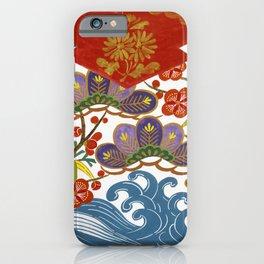 12,000pixel-500dpi - Japanese Modern Interior Art #179 iPhone Case