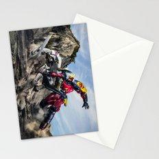 gurren battle Stationery Cards