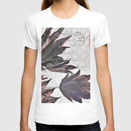 flying maple T-shirt