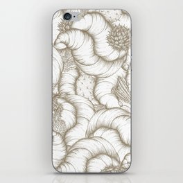 ABSTRACT CATUSES iPhone Skin