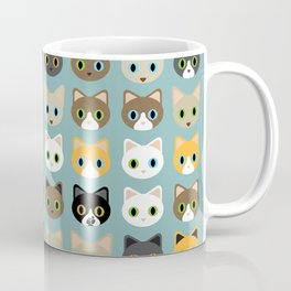Cats Coffee Mug