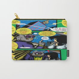 Bird of Steel Comix – 6 of 8 (Society 6 POP-ART COLLECTION SERIES)   Carry-All Pouch