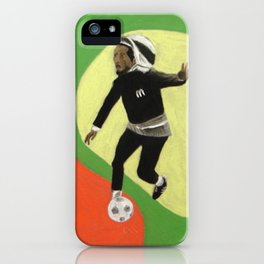 B. Marley - playing iPhone Case