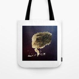 ATOMIC THUMBPRINT Tote Bag