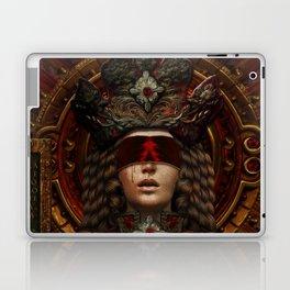 Ad maiorem Dei gloriam (A.M.D.G.) Laptop & iPad Skin