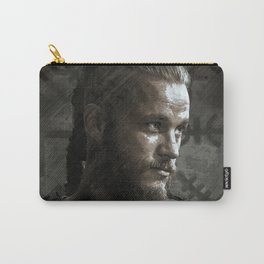 Ragnar Lodbrok - Vikings Carry-All Pouch