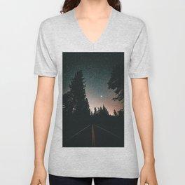 Yosemite x Milky Way Unisex V-Neck