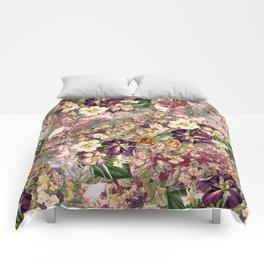EXOTIC GARDEN XII Comforters