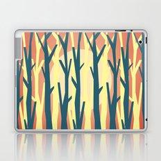 trees against the light 2 Laptop & iPad Skin