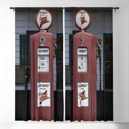 Fire Chief Gas Pump Blackout Curtain
