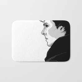 Sherlock by Sketchy Reputation Bath Mat