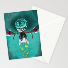 Mental Health Cuts Stationery Cards