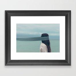 Inhibition Framed Art Print