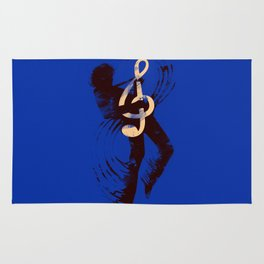 Solo (Blue) Rug