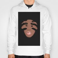 tyler the creator Hoodies featuring Tyler The Creator by GraphicAllyCreative