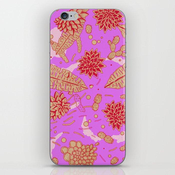 Warm Flower iPhone Skin