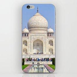 The Taj Mahal India iPhone Skin
