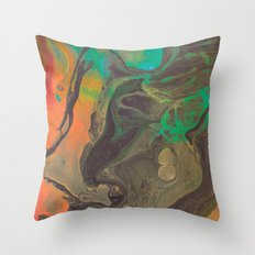 Feed your IV Throw Pillow