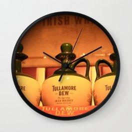 A Taste of Ireland II Wall Clock