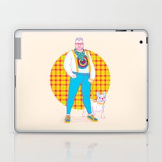 Henry the Hip Laptop & iPad Skin