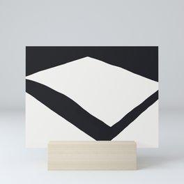 Plates Mini Art Print