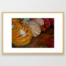 En la Panaderia  Framed Art Print