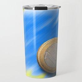 one € Travel Mug