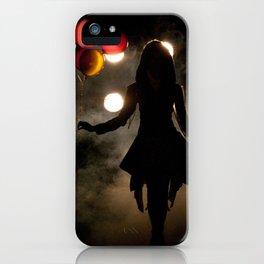Year Zero 01 iPhone Case