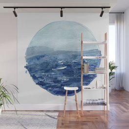 Around the Ocean Wall Mural
