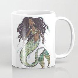 dreadlock mermaid Coffee Mug