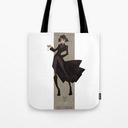 Lila Bard Tote Bag