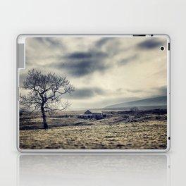 Lancashire farm house Laptop & iPad Skin