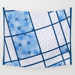 Floral Stijl Wall Tapestry