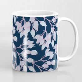 Winter Flower Buds Coffee Mug