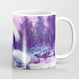Winter morning Coffee Mug