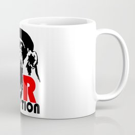 Revolution - Evolution - chimp Coffee Mug
