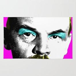Ooh Mr Lenin - Pink Rug