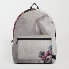 Vintage bloom ... Backpack