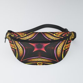 The Star of Fractopia Fanny Pack