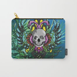 Skull badge Carry-All Pouch