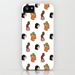 Vicky, Karine et Jenny iPhone Case