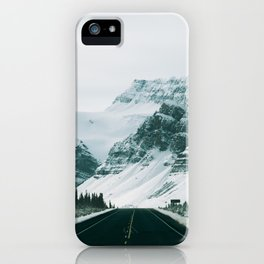 Icefields Parkway iPhone Case