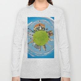 cluj napoca little planet Long Sleeve T-shirt